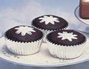 Muffins au chocolat à faible teneur en gras