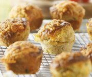 Muffins au fromage 3