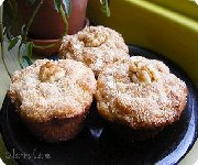 Muffins au sirop d'érable 2