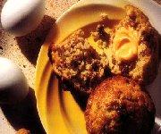 Muffins surprises au sirop d'érable
