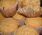 Muffins au sirop d'érable 3