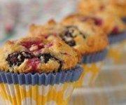 Muffins aux baies