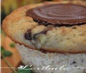 Muffins aux bananes et au chocolat Reeses