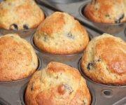 Muffins aux bleuets 11