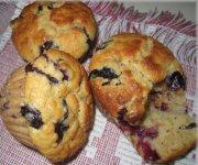 Muffins aux bleuets 10
