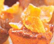Muffins aux carottes et corn flakes