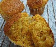 Muffins aux carottes 1
