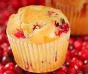 Muffins aux cerises 1