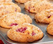 Muffins aux cerises 2