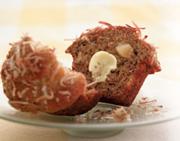 Muffins aux fruits tropicaux