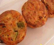Muffins aux légumes 1