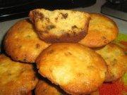 Muffins poires et chocolat