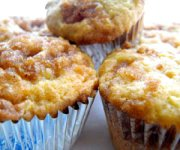 Muffins aux pommes 2