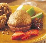 Muffins à la cannelle et à la cassonade