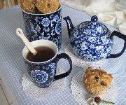 Muffins bon goût santé