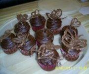 Muffins double chocolat 3