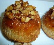 Muffins à l'érable et aux noix