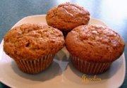 Muffins à l'orange et aux dattes