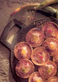 Nachos gratinés