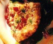 Omelette western au four