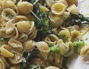 Orecchiettes au brocoli