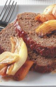 Pain de viande façon pot-au-feu