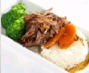 Palette de veau braisée à la sauce Hoisin à la mijoteuse