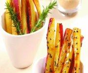 Patates douces confites (daigaku) à saveur d'érable