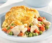 Pâté au poulet (1 abaisse) 1