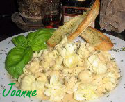 Perline au proscuitto et parmesan