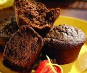 Petits gâteaux au chocolat et à la citrouille