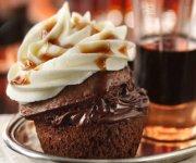 Petits gâteaux au chocolat et au bourbon