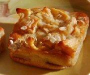 Petits gâteaux aux pommes fraîches