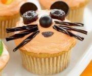 Petits gâteaux pour l'halloween