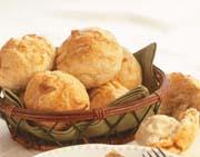 Petits pains aux oignons caramélisés
