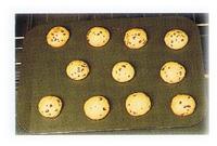 Biscuits à l'orange et au chocolat 1