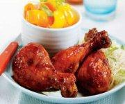 Pilons de poulet à l'asiatique