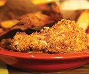 Pilons de poulet en croûte