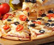 Pizza au BBQ
