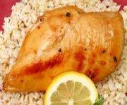 Poitrines de poulet épicées