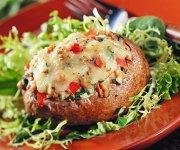 Pommes de terre du terroir farcies
