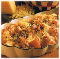 Pommes de terre Delmonico