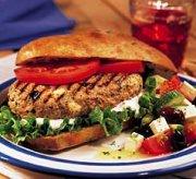 Burgers à la grecque