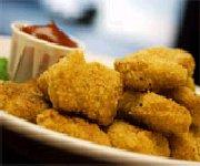 Poulet frit au cumin et sésame