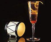 Punch au champagne