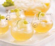 Punch litchi-lime