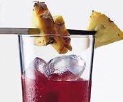 Punch sans alcool aux fruits
