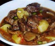 Ragoût de boeuf aux légumes 2