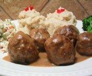 Ragoût de boulettes (Franden)