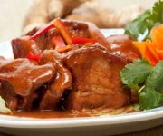 Ragoût de porc au cidre